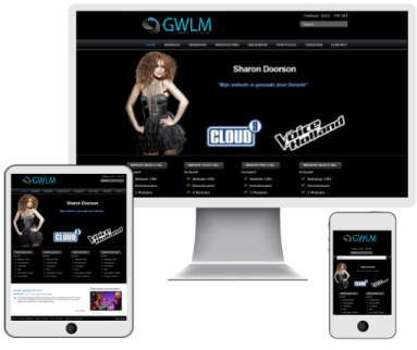 Website Den Helder voor al uw onlinediensten